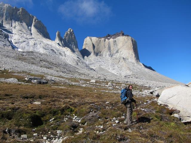 Mirador del Torres, Patagonia 2011